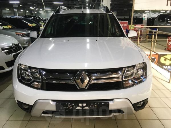 Renault Duster, 2017 год, 799 000 руб.