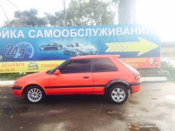 Mazda Familia, 1993 год, 35 000 руб.