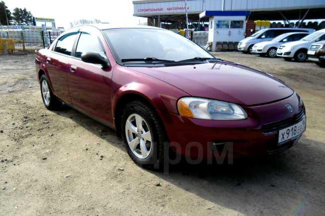 Dodge Stratus, 2002 год, 180 000 руб.