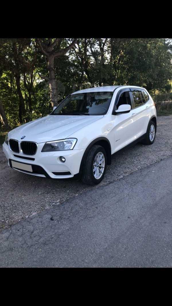 BMW X3, 2012 год, 1 050 000 руб.