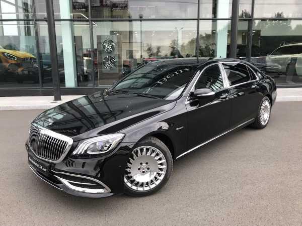 Mercedes-Benz S-Class, 2019 год, 12 980 000 руб.
