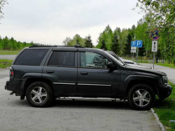 Chevrolet TrailBlazer, 2007 год, 600 000 руб.