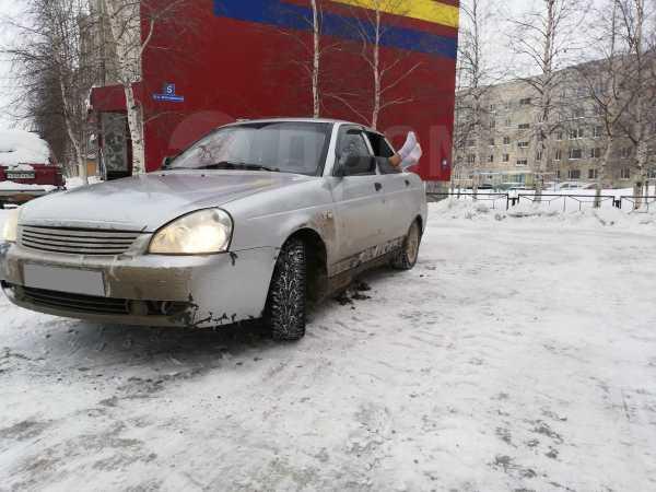 Лада Приора, 2008 год, 100 001 руб.