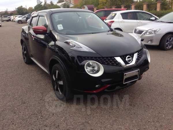 Nissan Juke, 2015 год, 973 000 руб.