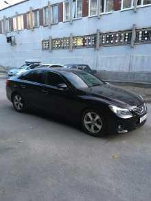 Новосибирск Mark X 2010
