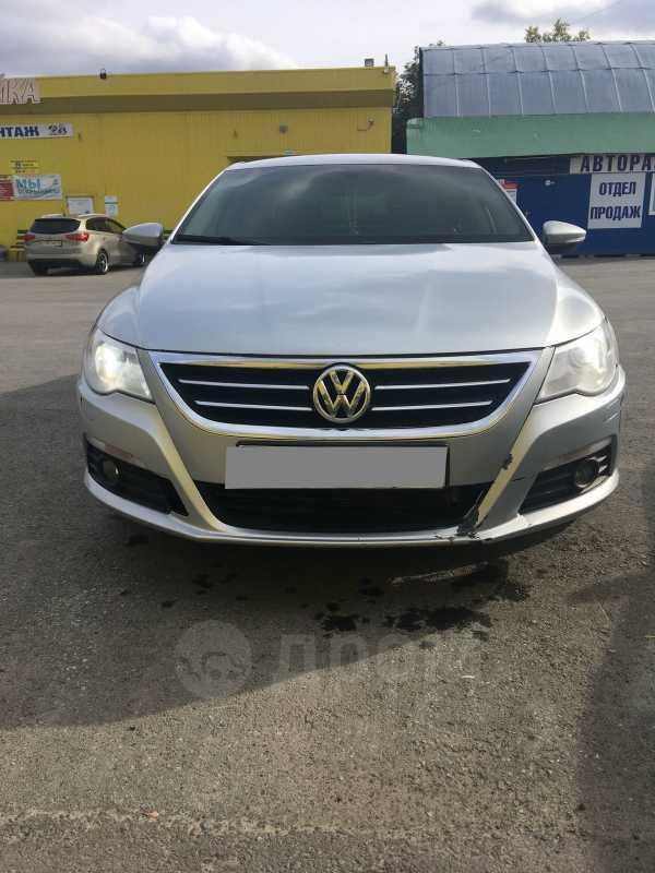 Volkswagen Passat CC, 2011 год, 580 000 руб.