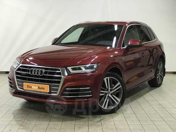Audi Q5, 2017 год, 2 429 377 руб.