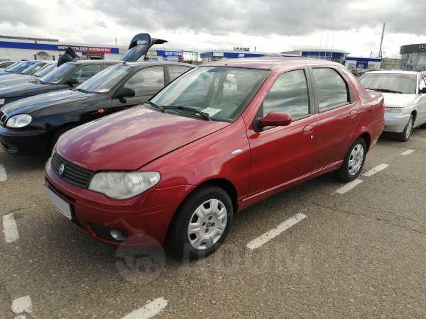 Fiat Albea, 2008 год, 199 000 руб.