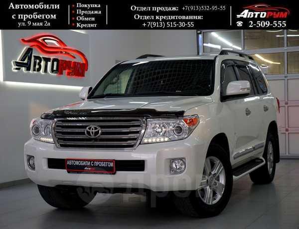 Toyota Land Cruiser, 2015 год, 2 927 000 руб.