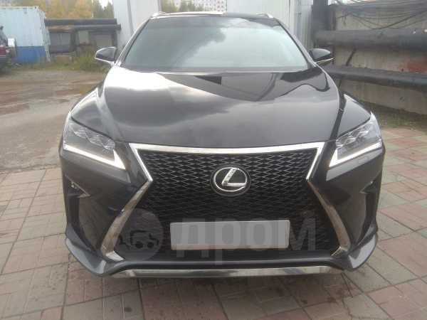 Lexus RX350, 2018 год, 4 000 000 руб.