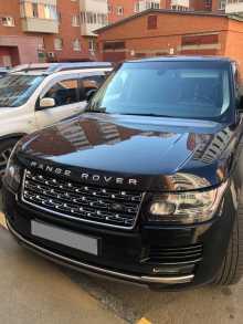 Иркутск Range Rover 2015