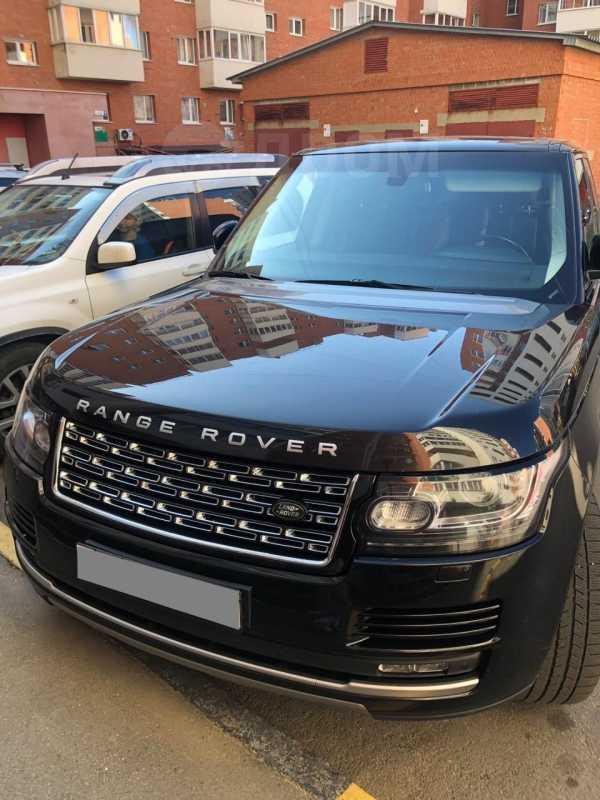 Land Rover Range Rover, 2015 год, 3 500 000 руб.