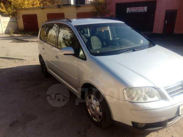 Volkswagen Touran, 2004 год, 250 000 руб.