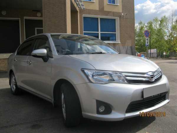 Toyota Corolla Axio, 2012 год, 599 000 руб.