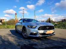 Екатеринбург Mustang 2016