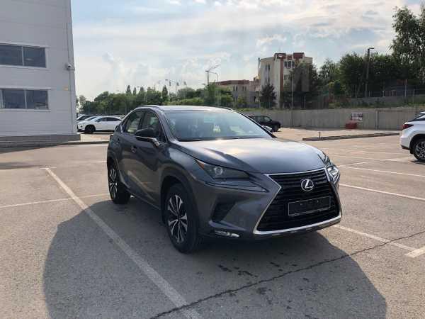 Lexus NX200, 2019 год, 2 945 896 руб.
