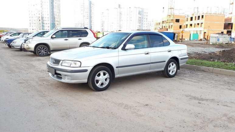 Nissan Sunny, 2002 год, 248 000 руб.