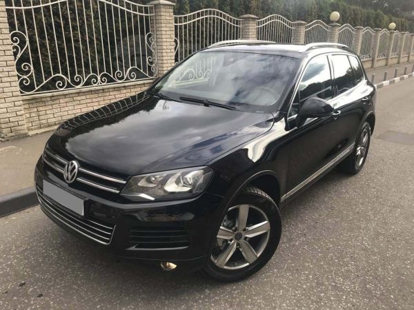 Volkswagen Touareg, 2014 год, 1 770 000 руб.