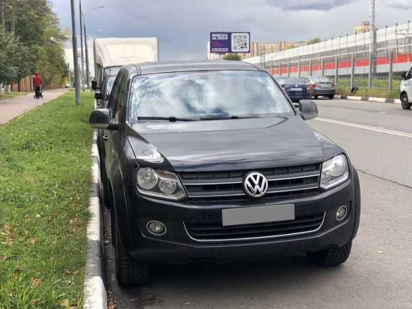 Volkswagen Amarok, 2015 год, 1 100 000 руб.