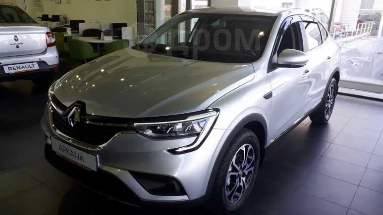 Renault Arkana, 2019 год, 1 364 990 руб.