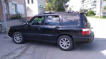 Челябинск Forester 2000