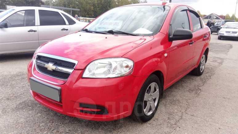 Chevrolet Aveo, 2008 год, 252 000 руб.