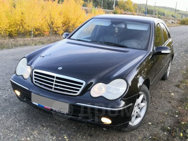 Mercedes-Benz C-Class, 2004 год, 465 000 руб.