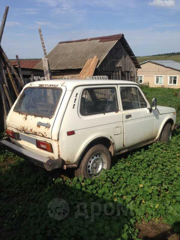 Лада 4x4 2121 Нива, 1991 год, 50 000 руб.