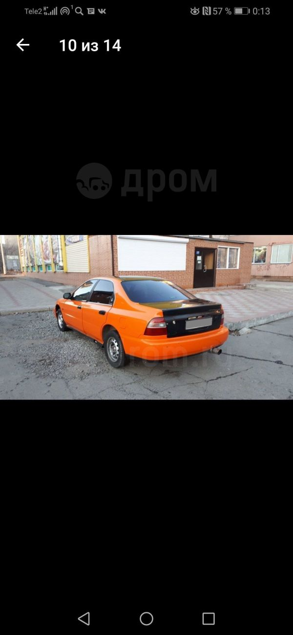 Honda Accord, 1996 год, 115 000 руб.