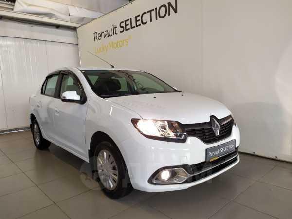 Renault Logan, 2017 год, 739 000 руб.
