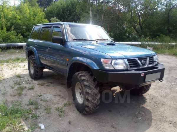 Nissan Patrol, 2001 год, 599 000 руб.