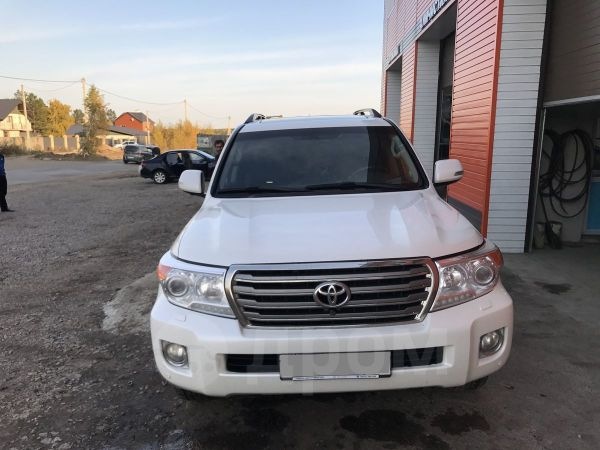 Toyota Land Cruiser, 2014 год, 2 700 000 руб.