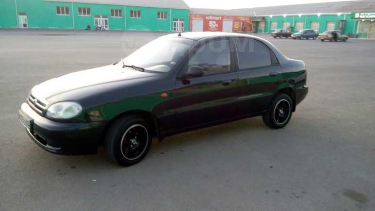 ЗАЗ Сенс, 2009 год, 130 000 руб.