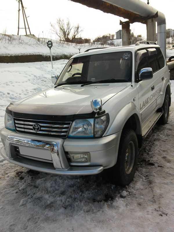 Toyota Land Cruiser Prado, 1999 год, 930 000 руб.