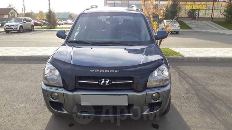 Hyundai Tucson, 2004 год, 380 000 руб.