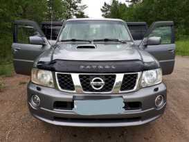 Братск Nissan Patrol 2008