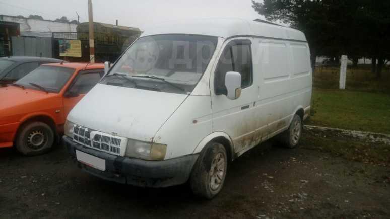 ГАЗ 2217, 2002 год, 70 000 руб.