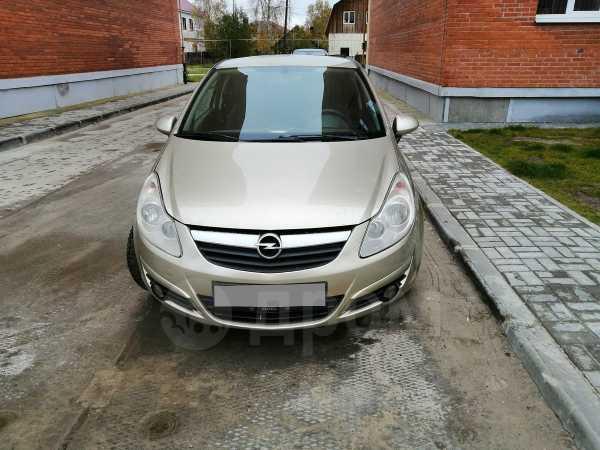Opel Corsa, 2007 год, 150 000 руб.
