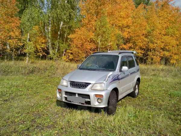 Daihatsu Terios, 1998 год, 170 000 руб.