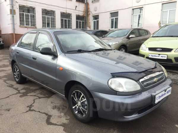 Chevrolet Lanos, 2006 год, 129 500 руб.