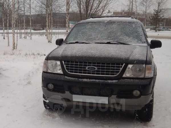 Ford Explorer, 2004 год, 350 000 руб.