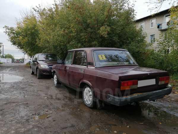 Лада 2107, 2006 год, 42 000 руб.