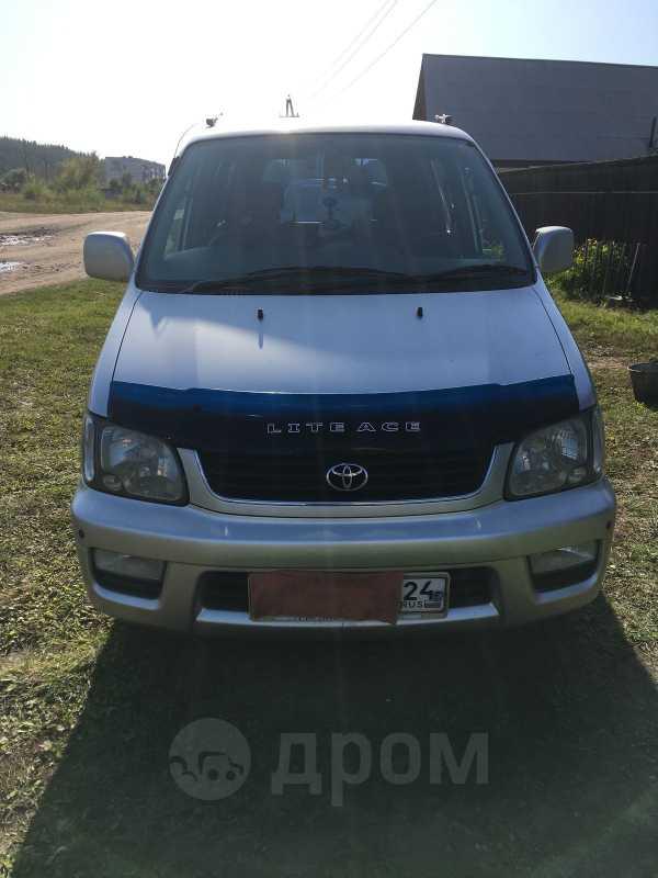 Toyota Lite Ace Noah, 2001 год, 490 000 руб.