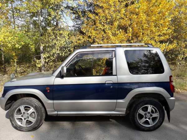 Mitsubishi Pajero Mini, 2003 год, 268 000 руб.