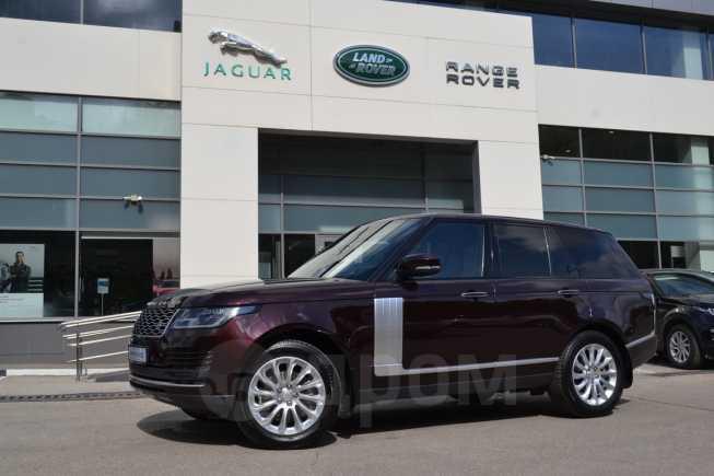 Land Rover Range Rover, 2018 год, 5 890 000 руб.