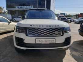 Краснодар Range Rover 2017