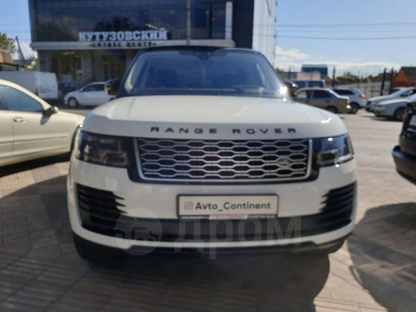 Land Rover Range Rover, 2017 год, 5 100 000 руб.