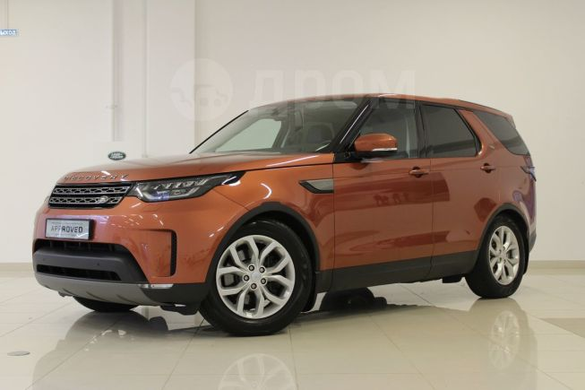 Land Rover Discovery, 2017 год, 3 170 000 руб.