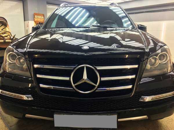 Mercedes-Benz GL-Class, 2011 год, 1 520 000 руб.