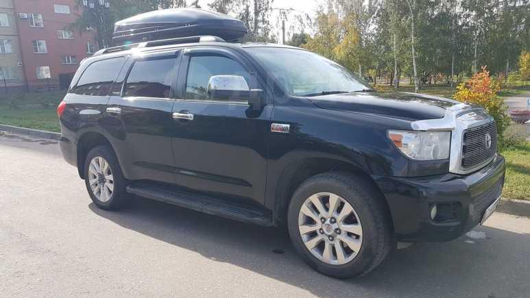 Toyota Sequoia, 2010 год, 1 800 000 руб.
